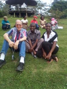 Dr. Lovett, I and Chipo